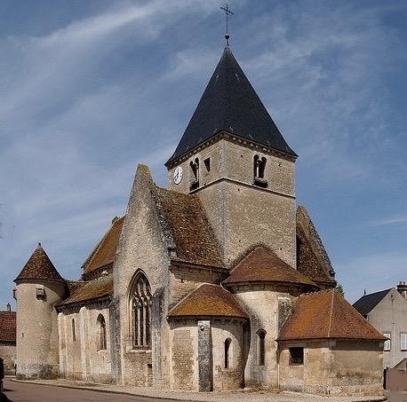 Église de Druyes